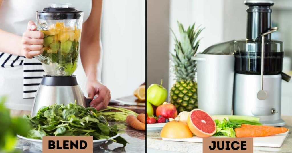To Juice Or To Blend