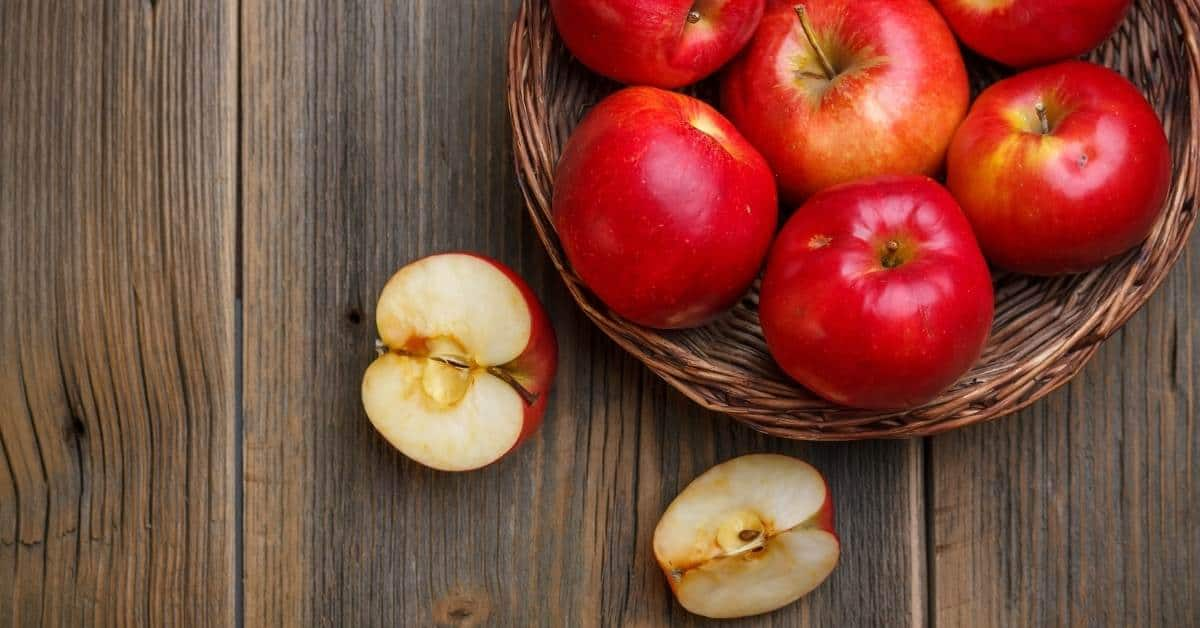 apple for juicing