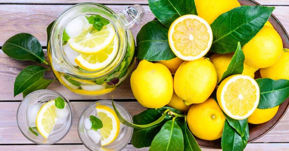 lemons for juicing at home