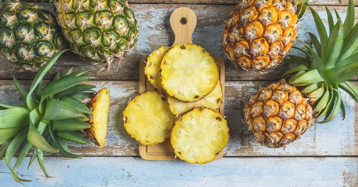 pineapple for juicing